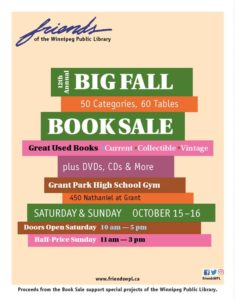 Booksale Poster