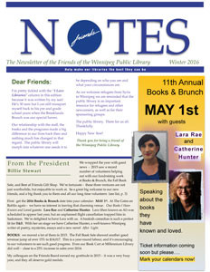 Notes Winter Issue 2016