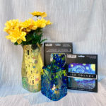 Vases available at the gift shop